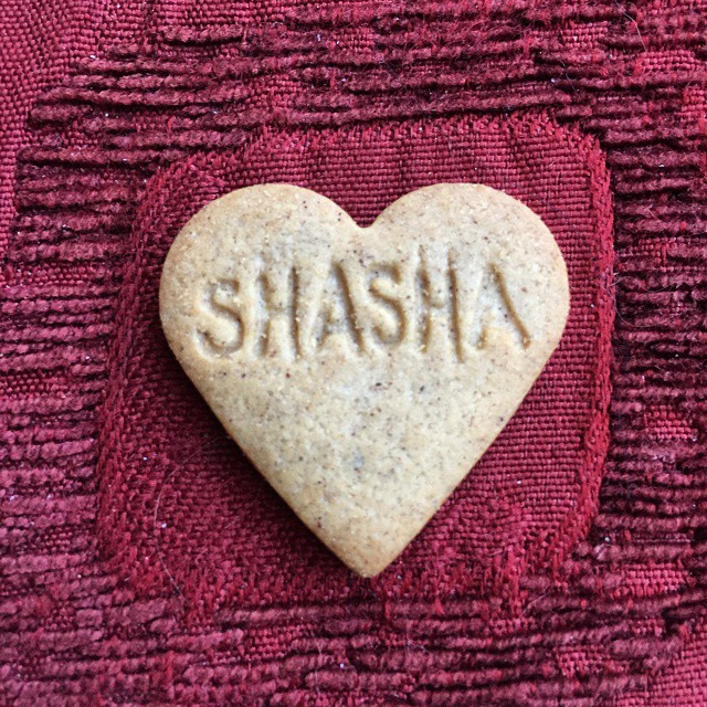 Love is in the air, spread the word. #valentinesday #ShaShaCo