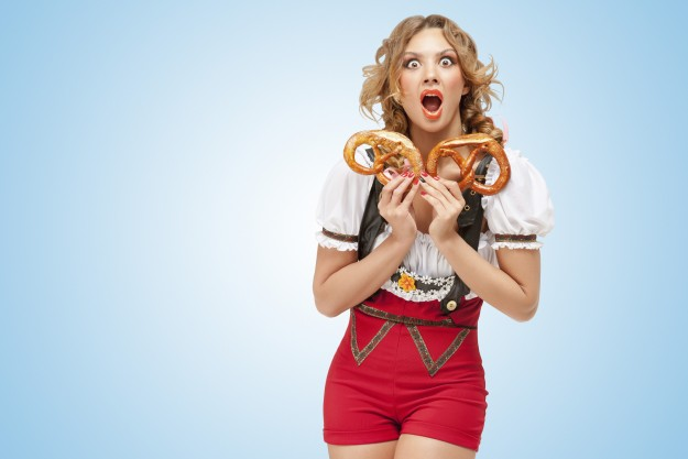 Hunger for pretzels.