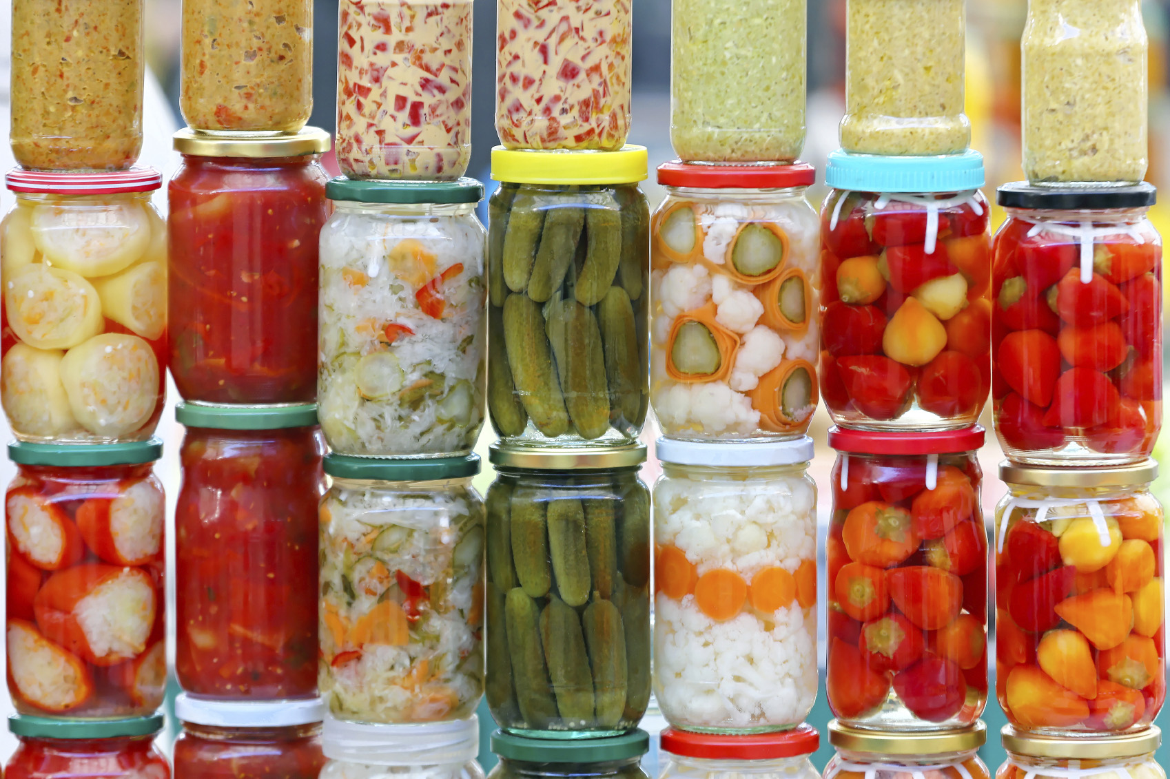 Fermentation When Food Gone Bad Is Good For You